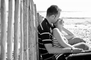 séance engagement fiancés - Bretagne - par Marie Baillet Photographe