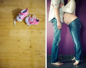 séance femme enceinte - Bretagne - par Marie Baillet Photographe