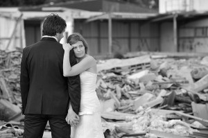 photo couple mariage Bretagne - par Marie Baillet Photographe