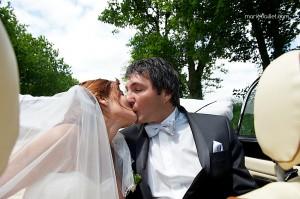 mariage champêtre: photo de couple - Bretagne - par Marie Baillet Photographe