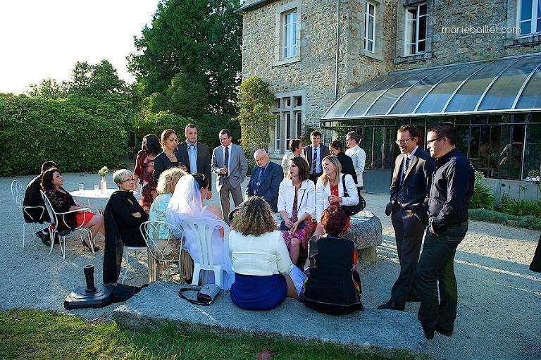 reportage cocktail mariage 29 / Brest par Marie Baillet Photographe Finistère