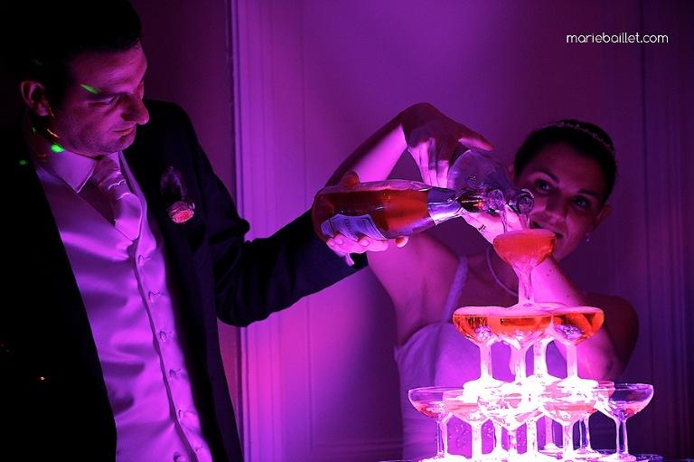reportage soirée mariage 29 / Brest par Marie Baillet Photographe Finistère