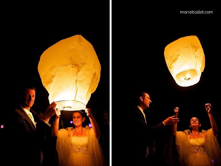 photo lanternes célestes mariage 29 / Brest par Marie Baillet Photographe Finistère