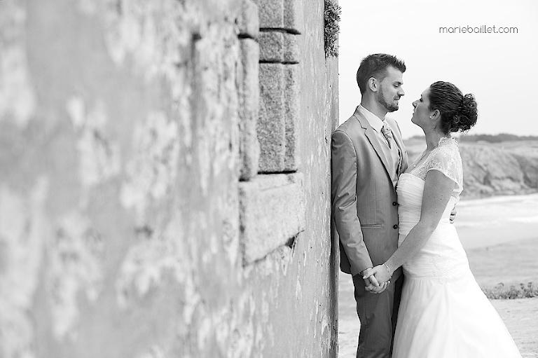 séance photos après le mariage en Bretagne par Marie Baillet photographe