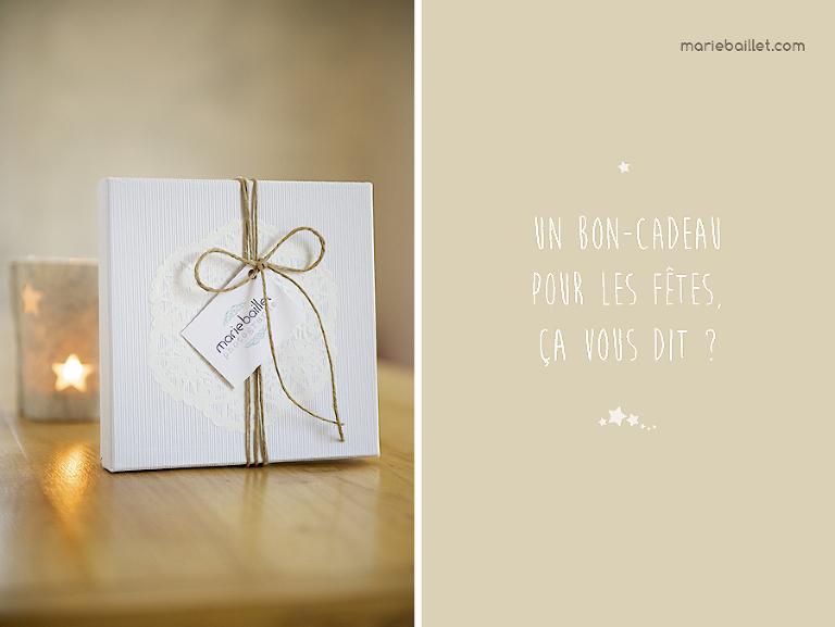 bon cadeau photo Morbihan par Marie Baillet photographe