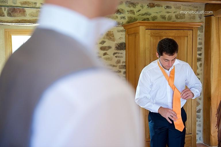 Mariage chic à Saint-Philibert, Bretagne (56) par Marie Baillet photographe