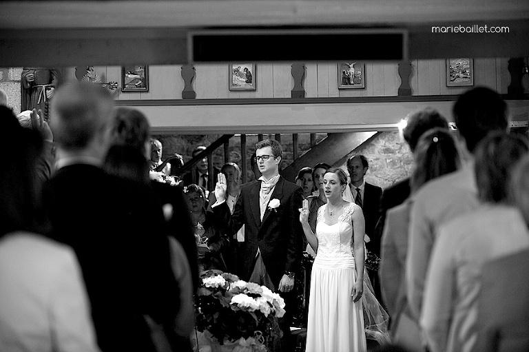 Mariage a Saint-Philibert, Morbihan par Marie Baillet photographe en Bretagne sud
