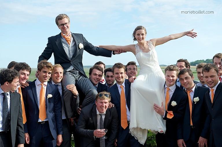 mariage a Saint-Philibert, Morbihan - Marie Baillet photographe Bretagne