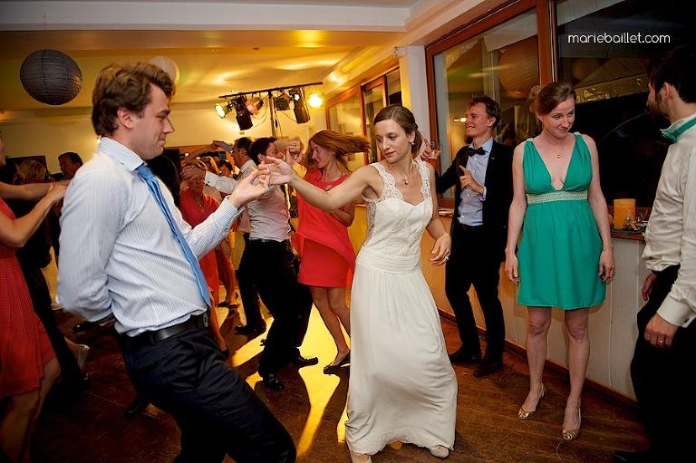 photo soirée mariage Baie des Anges - Marie Baillet photographe