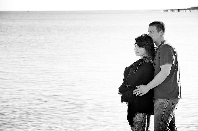 séance photo en amoureux sur la presqu'île de Rhuys /56 - par Marie Baillet photographe en Bretagne