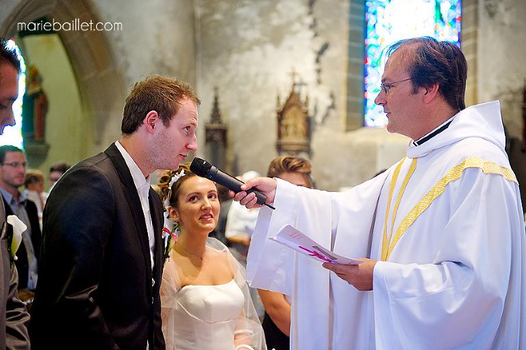 reportage mariage Morbihan par Marie Baillet photographe Bretagne sud