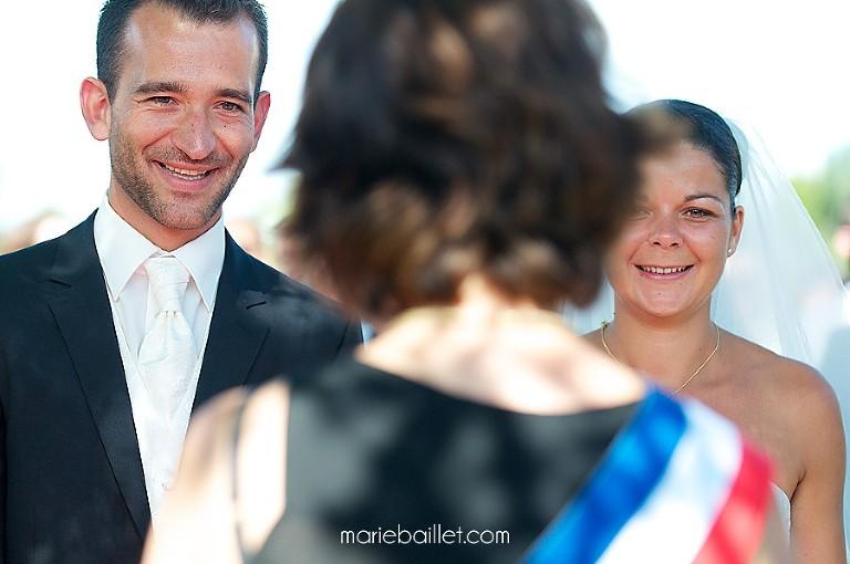 reportage photo mariage à Saint-Armel - photographe bretagne