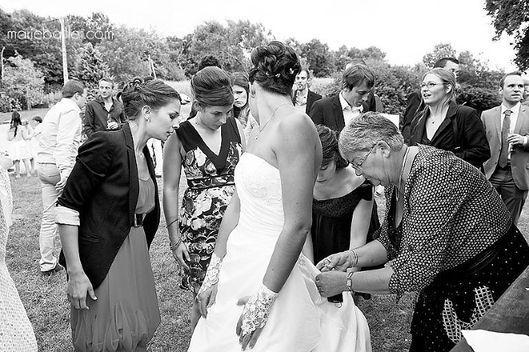 mariage Domaine du Porho - photographe bretagne