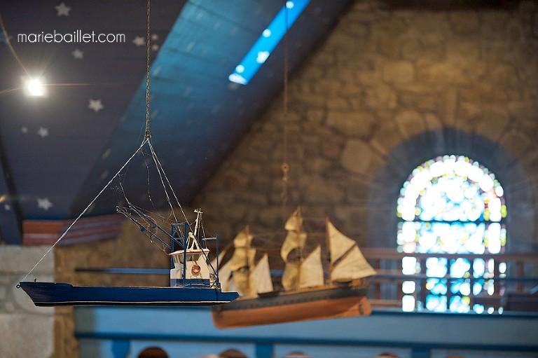 cérémonie mariage cool Saint Philibert by Marie Baillet photographe mariage Bretagne