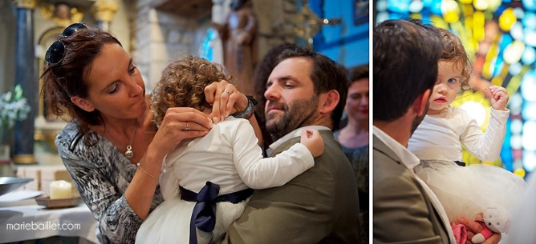photo de mariage cool à Saint Philibert by Marie Baillet photographe mariage Morbihan