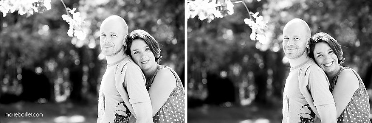 shooting photo estival en famille