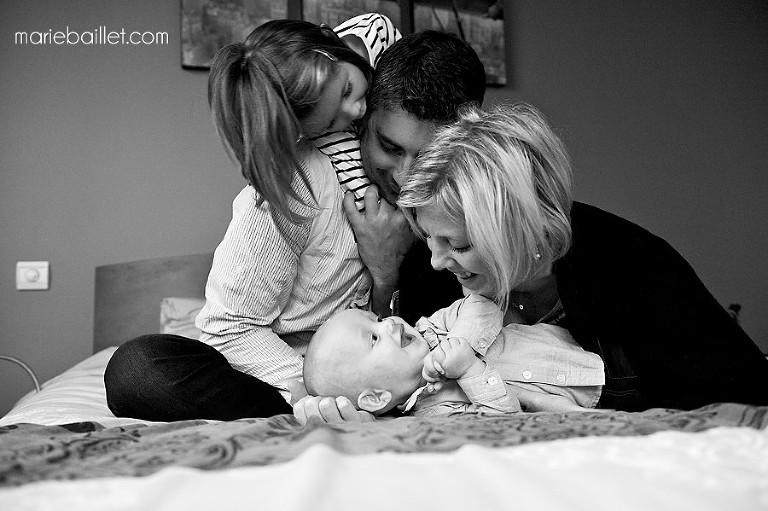 photographe bébé Morbihan : Aubin & family - Marie Baillet Photo 56