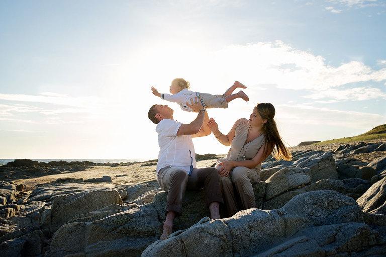 photographe famille / enfants dans le Morbihan