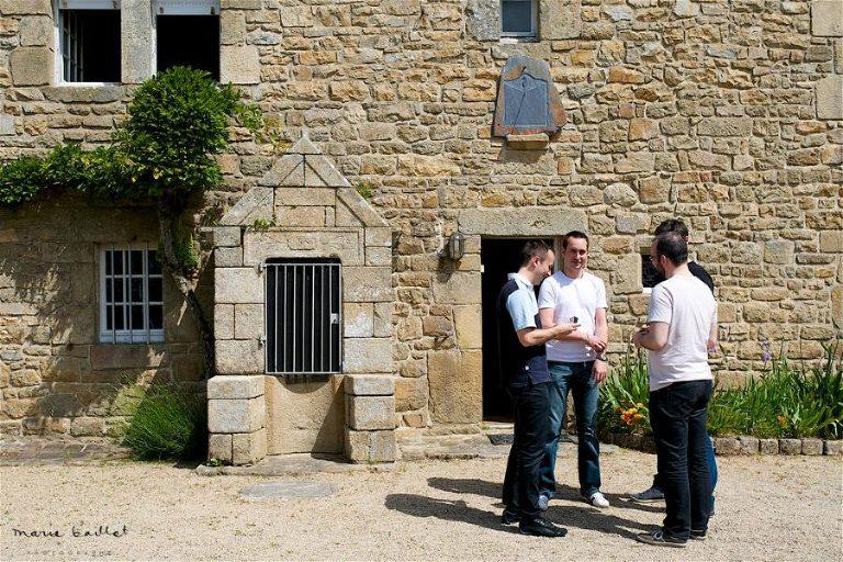 photo reportage mariage St philibert - Morbihan