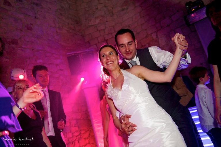 photo mariage chic Saint-Philibert par Marie Baillet photographe en Bretagne sud