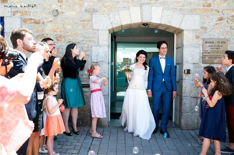 mariage franco-iranien Ploemeur