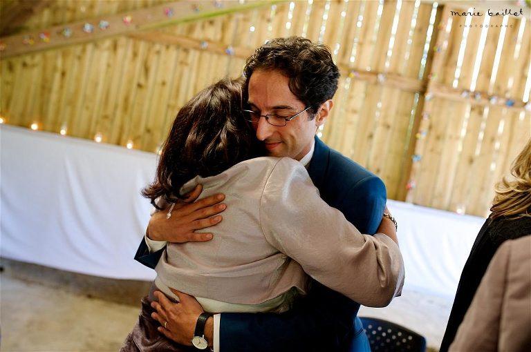 mariage franco-iranien manoir de Treouret