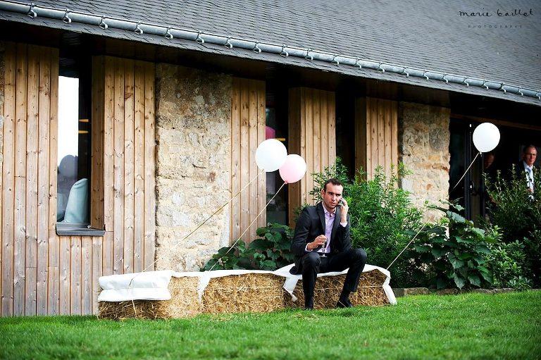 reportage mariage au Jardin des acanthes par Marie Baillet photographe Bretagne